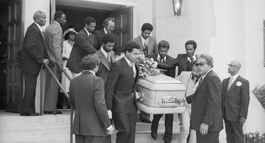 Bostock funeral