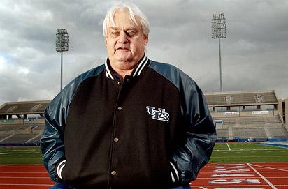 Coach dick offenhammer ub football can not