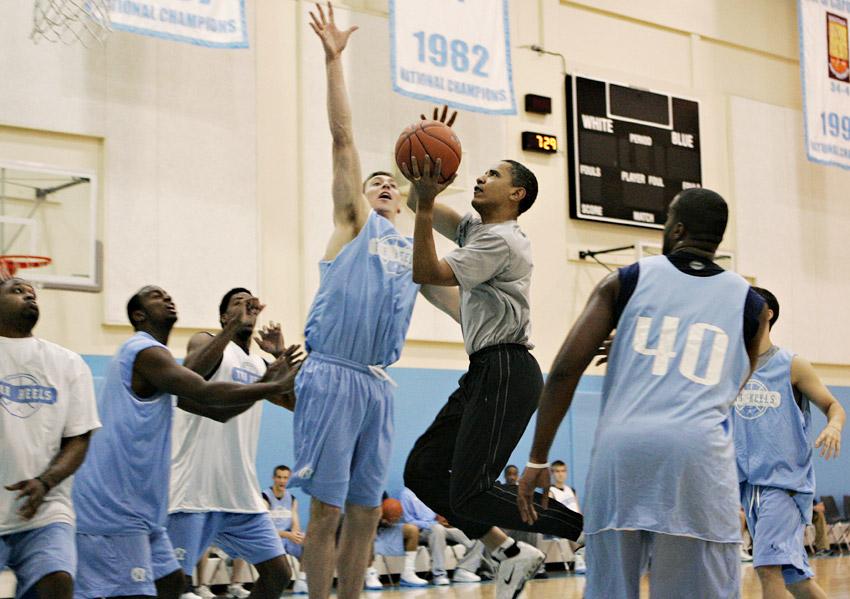 Obama at UNC
