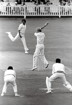Cricket circa 1979