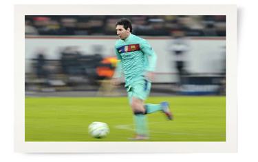 OTL: Lionel Messi, Here Gone