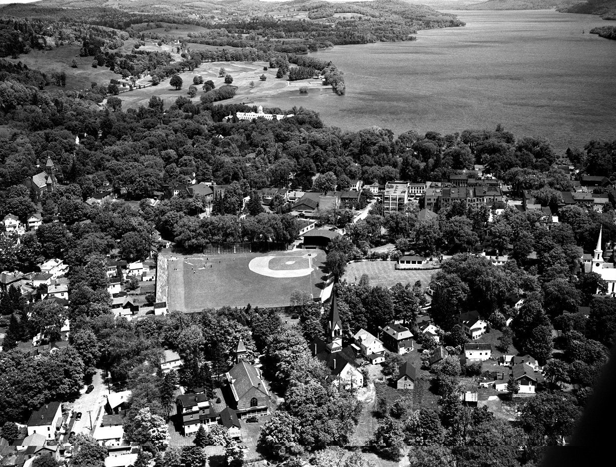 Doubleday Field