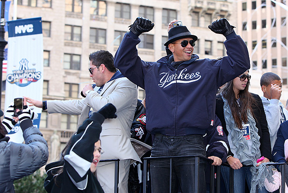 New York Yankees Celebration