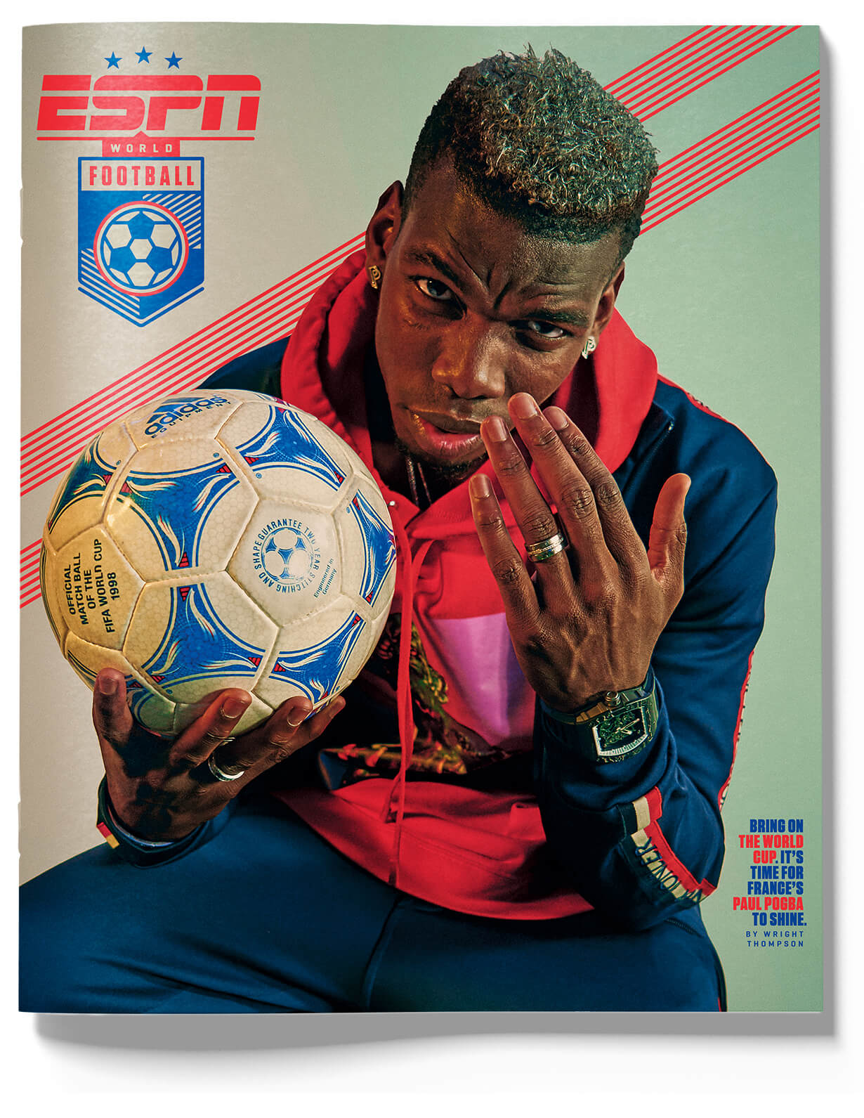 d1051edb739bb Man United and France star Paul Pogba is looking to impress in Russia