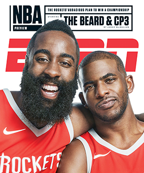 097533c1c The inside story of how the Houston Rockets landed Chris Paul