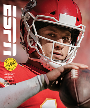 Kansas City Chiefs Quarterback Patrick Mahomes Is Unassuming