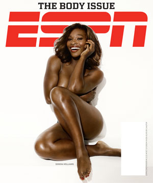 Nudity, ESPN and prudes