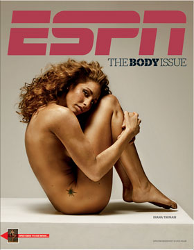 Espn the magazine the body issue 2010