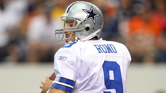0921Romo It could be a long year for Tony Romo
