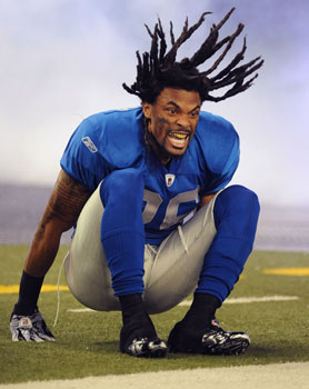 Black Football Players Hair Extensions 47