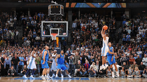 Afflalo Buzzer Beater