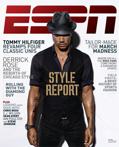 ESPN The Magazine Style Issue: An update on gangs and baseball caps