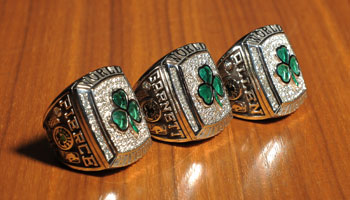 How Much Rings Does Ray Allen Have