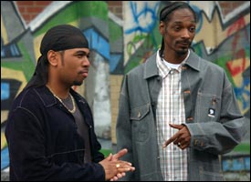 Snoop Dogg & Omar Gooding