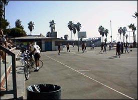 Venice Beach courts