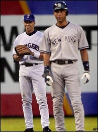Alex Rodriguez & Derek Jeter