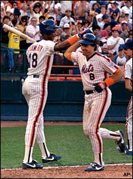 Darryl Strawberry & Gary Carter