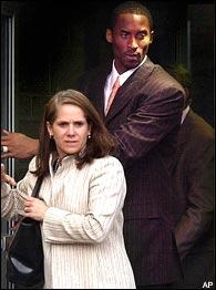 Kobe Bryant & attorney