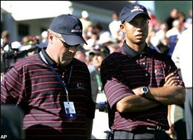 Hal Sutton & Tiger Woods