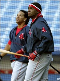 Manny Ramirez & David Ortiz