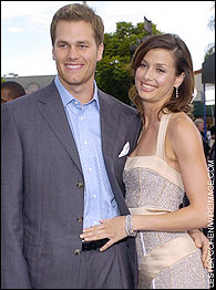 Tom Brady, Bridget Moynahan