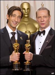 Adrien Brody, Chris Cooper
