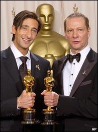Adrien Brody, Chris Cooper