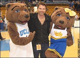 Tim Daly, UCLA mascots