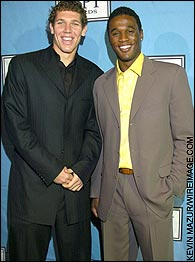 Luke Walton, Kareem Rush