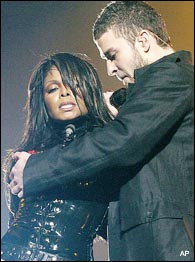 Janet Jackson & Justin Timberlake