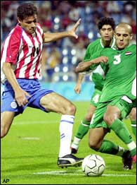 Paraguay, Iraq
