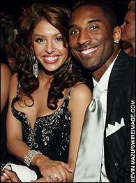 Kobe Bryant, Vanessa Bryant