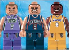 Toni Kukoc, Jason Kidd, Kobe Bryant
