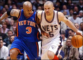 Stephon Marbury, Jason Kidd