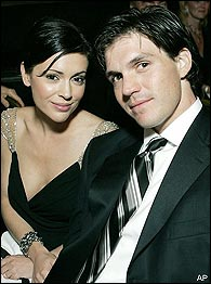 Alyssa Milano, Barry Zito
