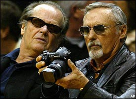 Jack Nicholson, Dennis Hopper