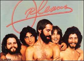 Orleans album cover