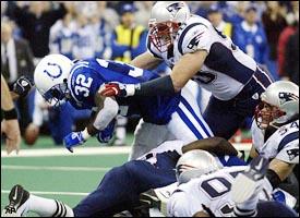 Patriots, Colts