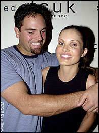 Mike Piazza, Alicia Rickter