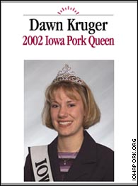 Pork queen