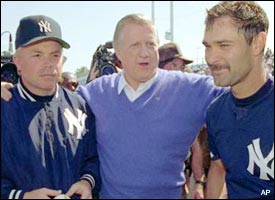 Buck Showalter, George Steinbrenner, Don Mattingly