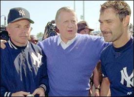 Buck Showalter, George Steinbrenner, Don Mattingly