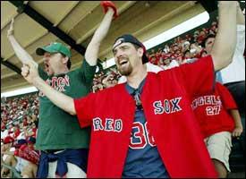 Sox fans