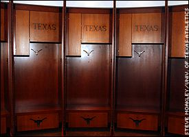 Texas lockers