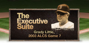 Grady Little Alcs Game 7 | RM.