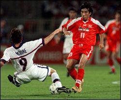 Iran football