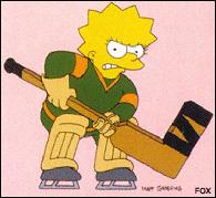 Lisa hockey