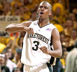 (PG) Chris Paul - Wake Forest