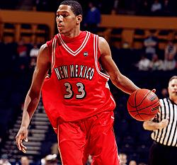 (SF) Danny  Granger - New Mexico