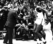 Red Auerbach, Bill Russell
